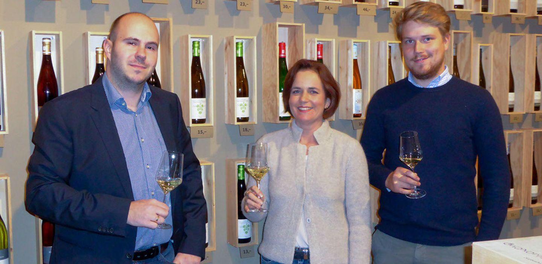 Weinprobe Ökonomierat Rebholz